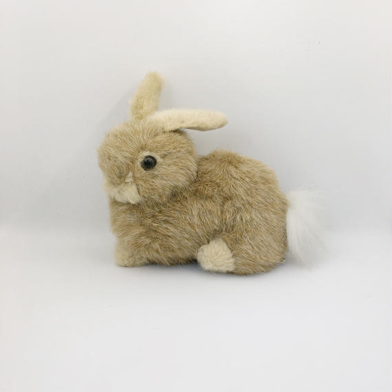 used rabbit doll