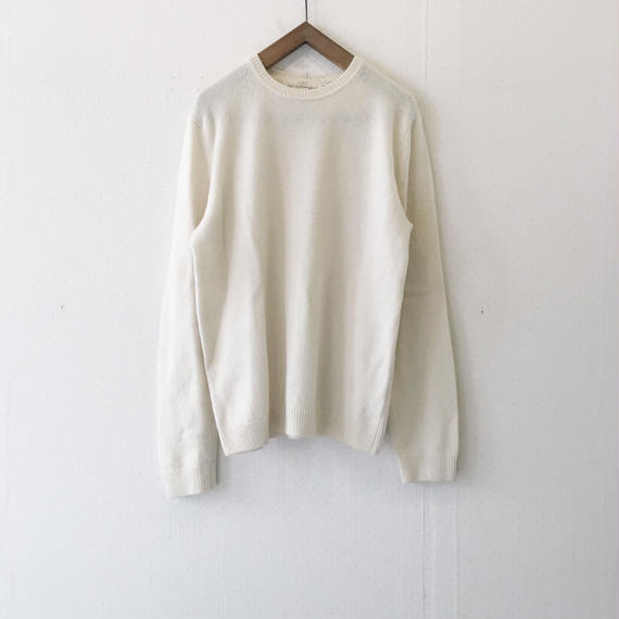 used white sweater
