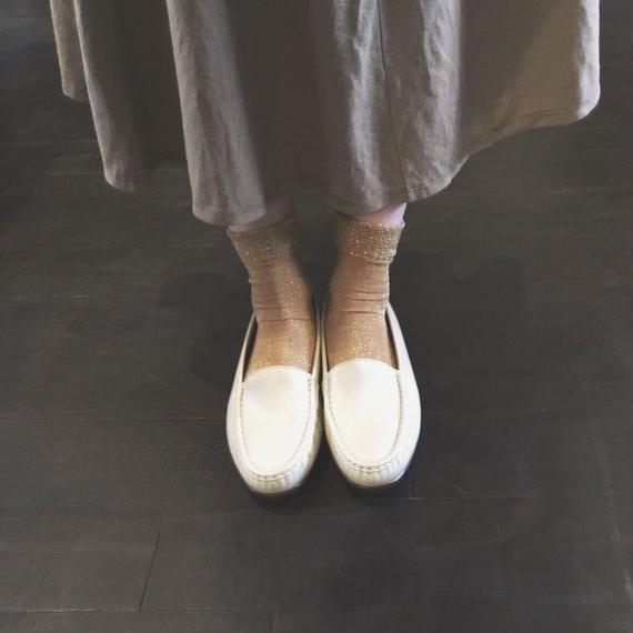used white Loafer