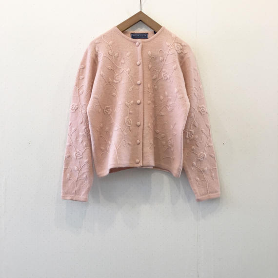 used embroidery knit