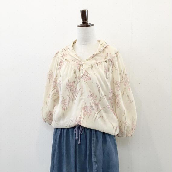 vintage Gaze blouse