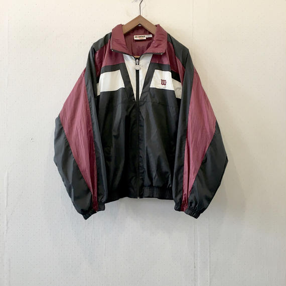used nylon blouson