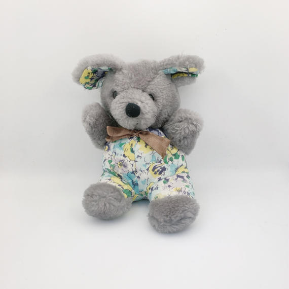 used mouse doll