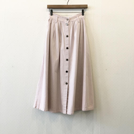 used cotton skirt