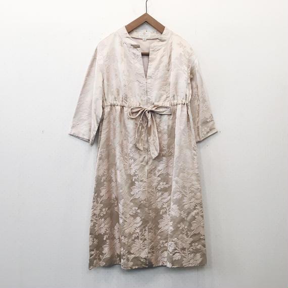 used silk dress