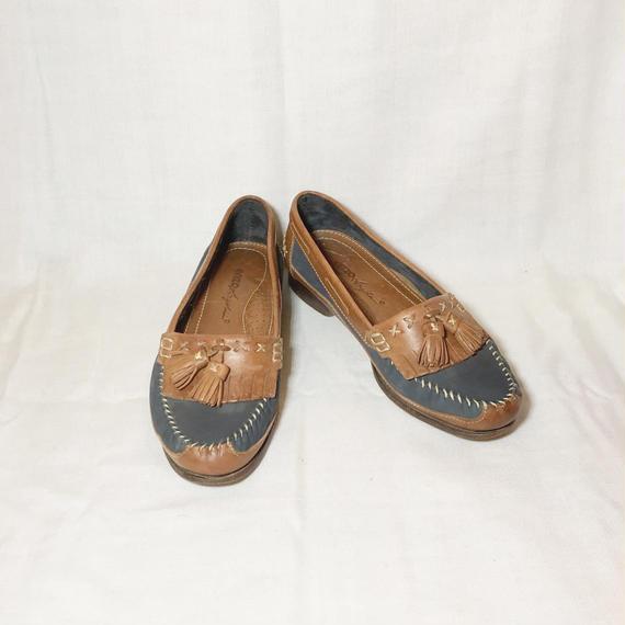 used tassel Loafer