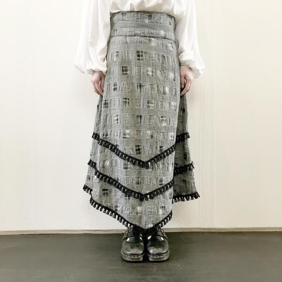 used fringe skirt