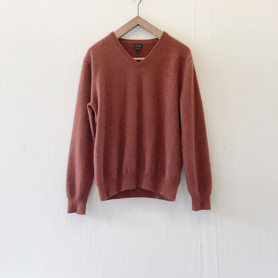 used cashmere sweater