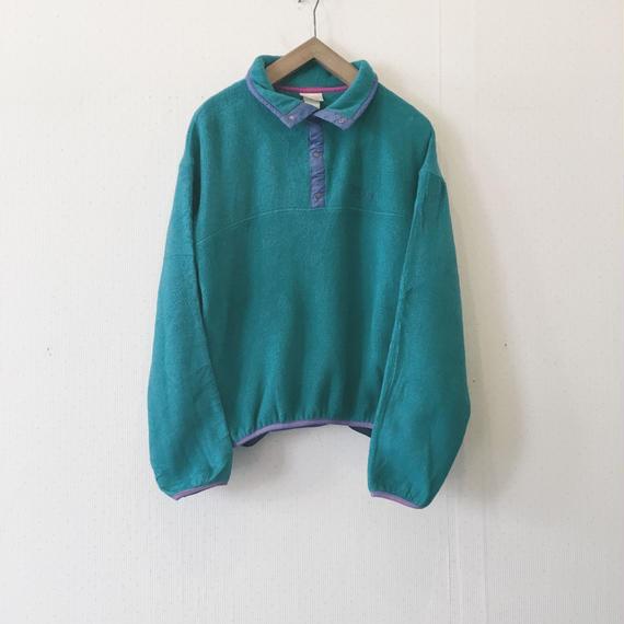 used LLBean fleece