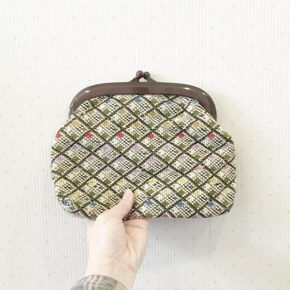 used embroidery bag