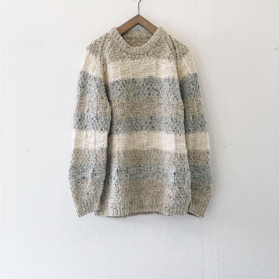 used hand knit
