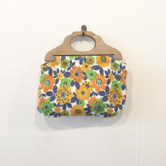 used flower bag