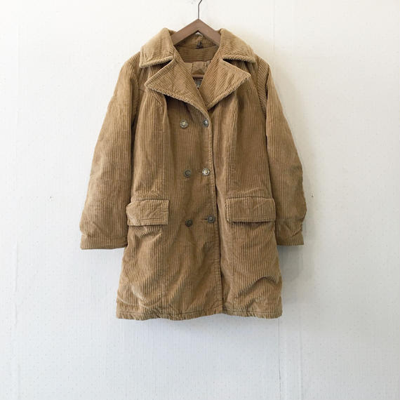 used corduroy coat