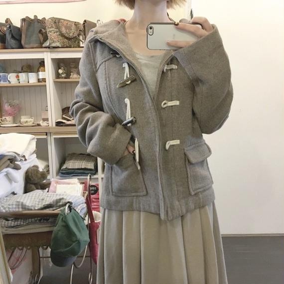 used duffel coat