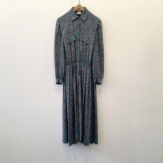 used polyester dress