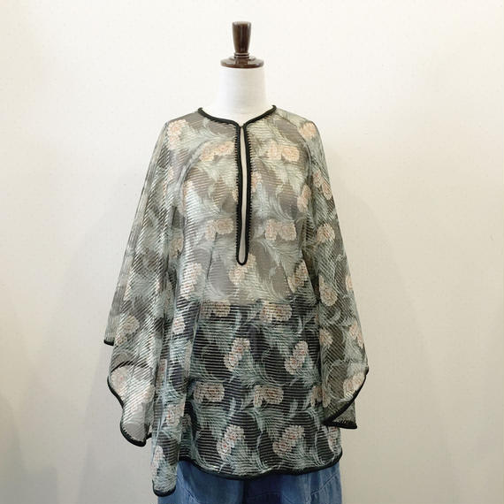 used summer poncho