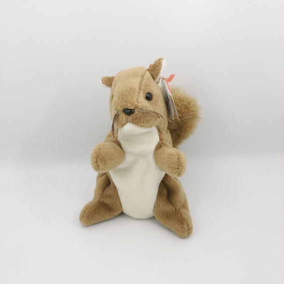 used Squirrel doll
