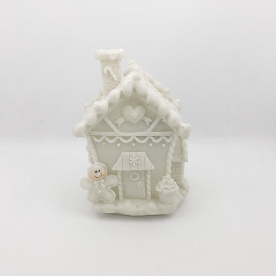 used cookie house ornament