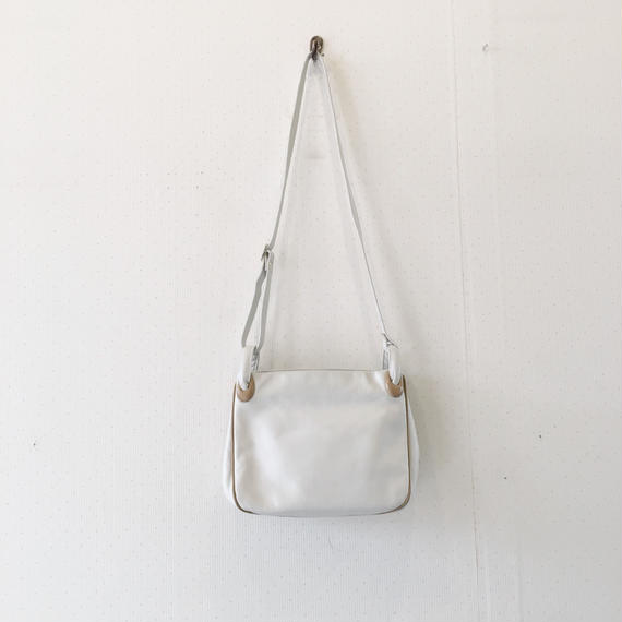 used leather bag