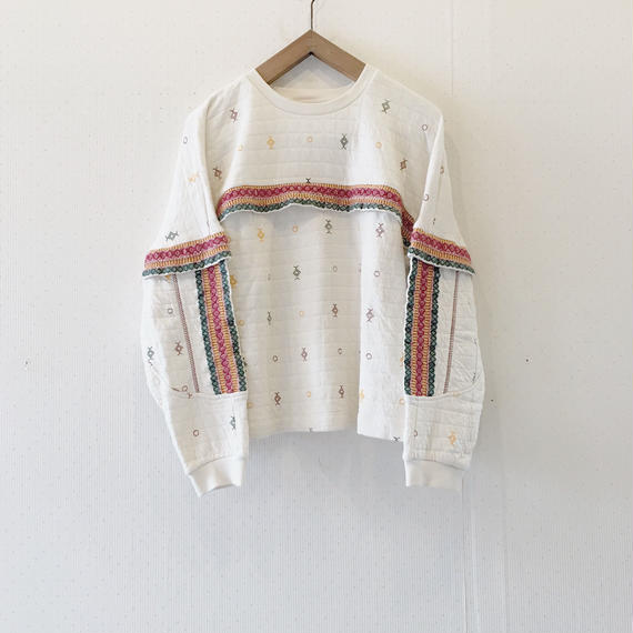 used embroidery sweat