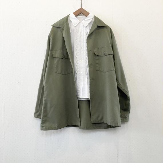 used military jacket