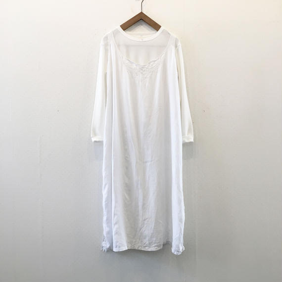 1900s antique linen dress