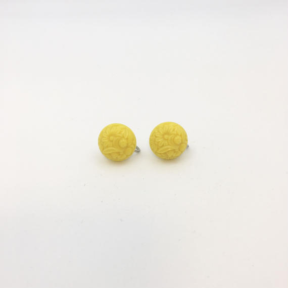used color earring