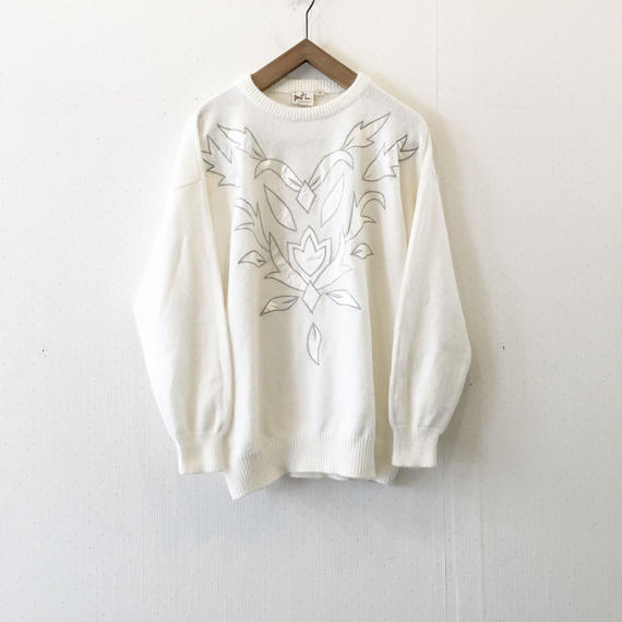 used 80s knit