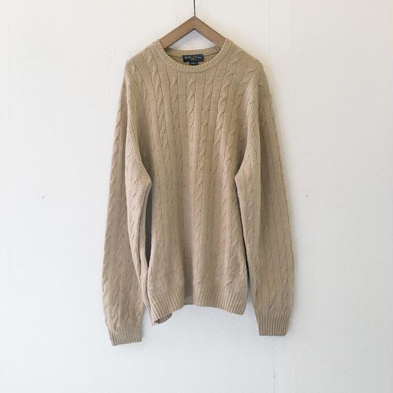 used wool sweater