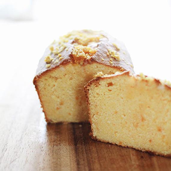檸檬のパウンドケーキ