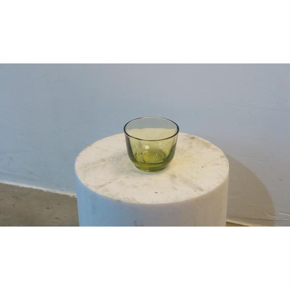 仙台ガラスコレクション   #1 酒杯