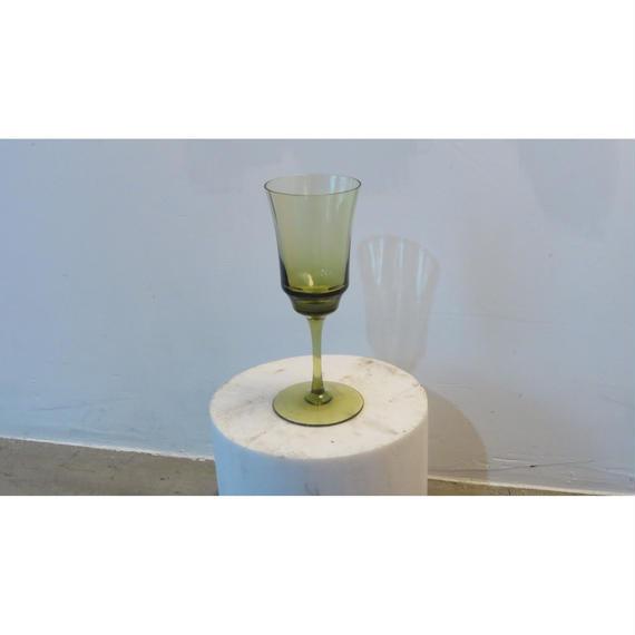 仙台ガラスコレクション   #7 ワイングラス