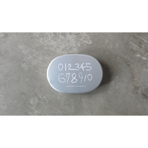 CLASKAのアルミのお弁当箱 小サイズ