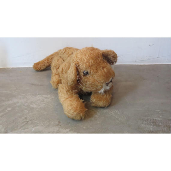 Lion baby doll