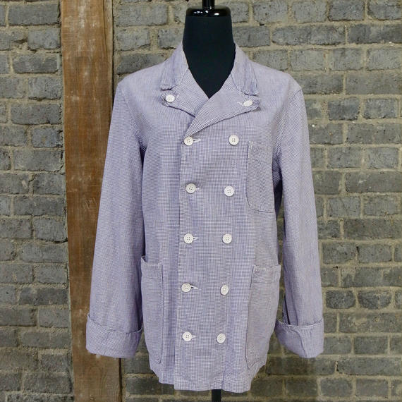 50s60s vetra  FRENCH COOK WORK JACKET