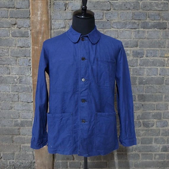 50s60s FRENCH WORK JACKET