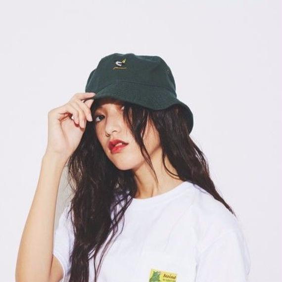 Greycrow hat (Dark green)
