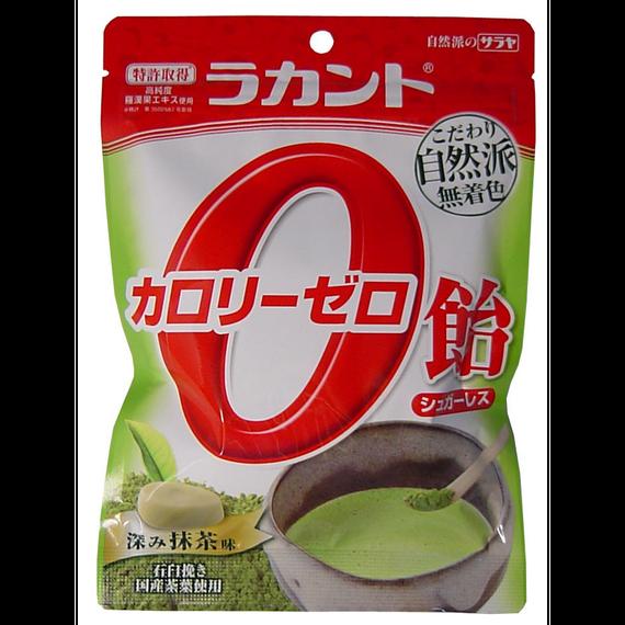 ラカント カロリーゼロ飴(シュガーレス) 深み抹茶味 48g