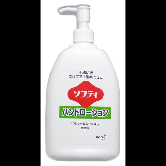 花王ソフティ ハンドローション 無香料 550mL