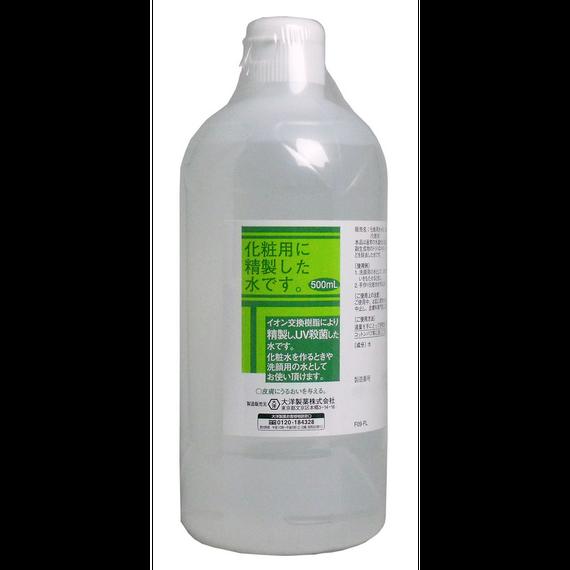 化粧水用 HG 500mL