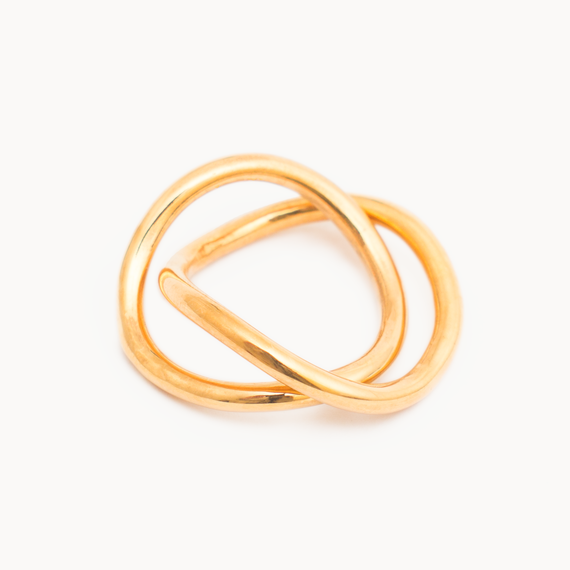 Double Ring - art. 1602R25030