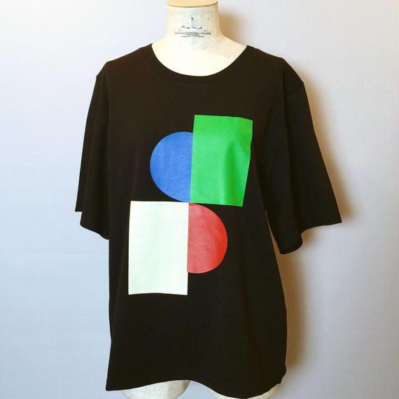 マルチロゴPRT Tシャツ