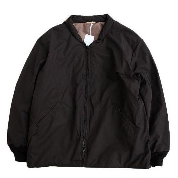 LAMOND(ラモンド)   DOWN OVER BLOUSON   BLACK