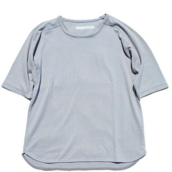 CURLY(カーリー)   BREEZIN' HS TEE   LT.GRAY