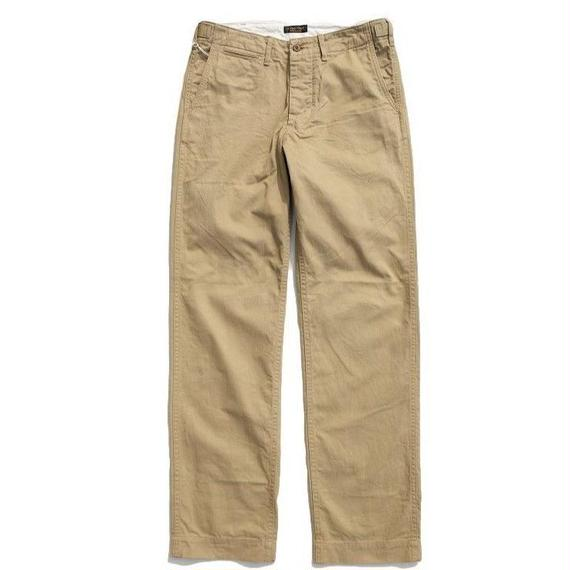 *A VONTADE  (アボンタージ)   Classic Chino Trouers  -regularfit- BEIGE