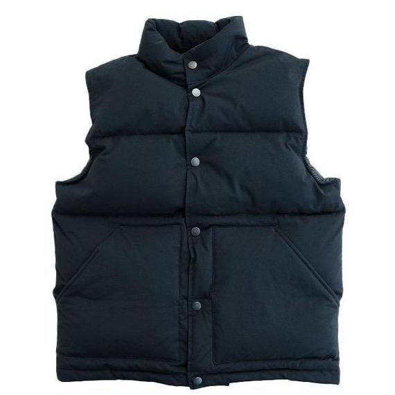 CURLY(カーリー)   ASTOR VEST    BLACK