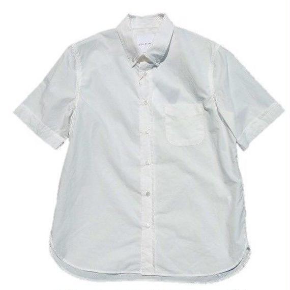 STILL BY HAND(スティルバイハンド)  タイプライターシャツ  WHITE