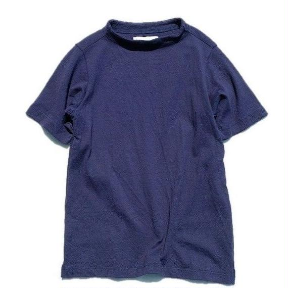 nisica(ニシカ)   ガンジーネックTEE  NAVY