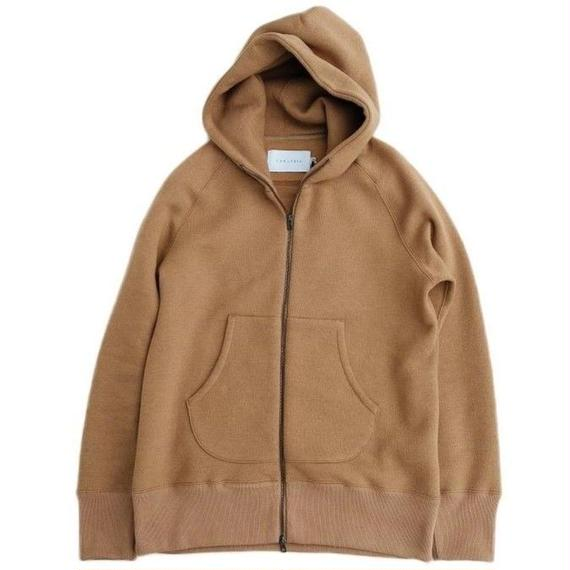 CURLY(カーリー)   PRESTON ZIP PARKA  CAMEL