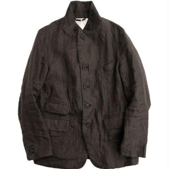 *A VONTADE(アボンタージ)   Oid Potter Jacket 40/- Linen Herringbone